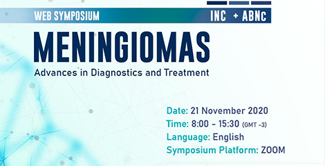 Web Symposium - Meningiomas Advances in Diagnostics and Treatment